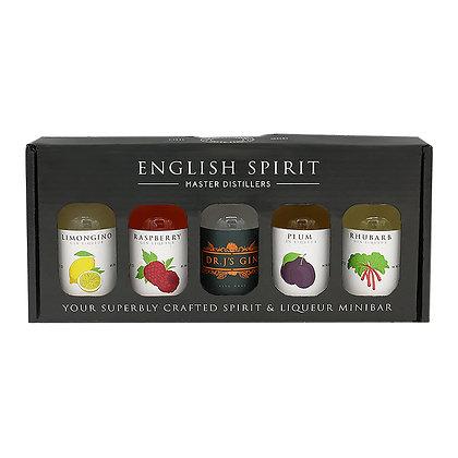 Gin Miniature Gift Set
