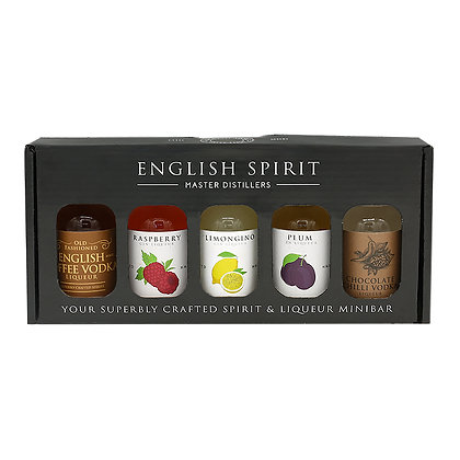 Liqueur Miniature Gift Set