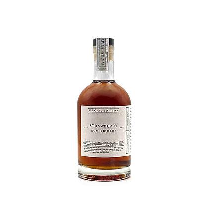 Strawberry Rum Liqueur