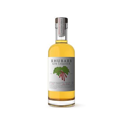 Rhubarb Gin Liqueur