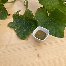 Lime-Leaf Hot Sauce