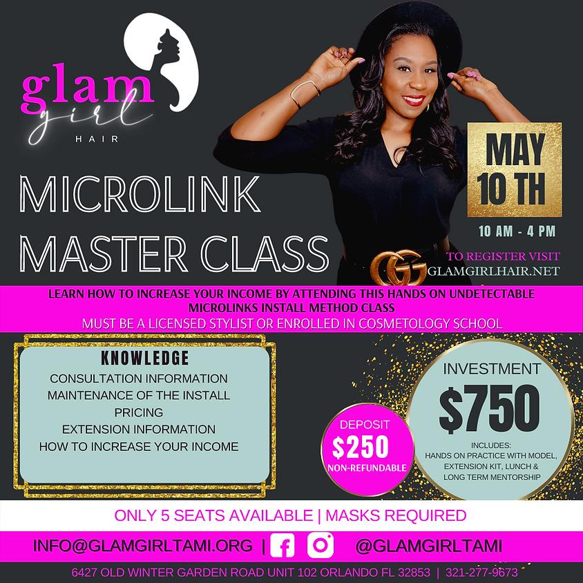 Microlink Master Class