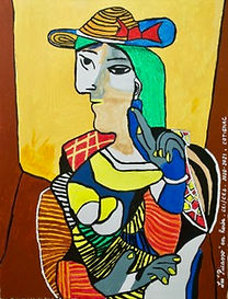 Les Picasso en Herbe