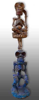 Sculptures TIV