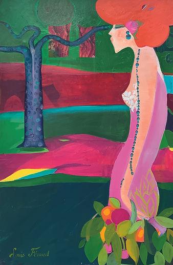 Louis Féraud Centre d Art la Falaise Cotignac exposition