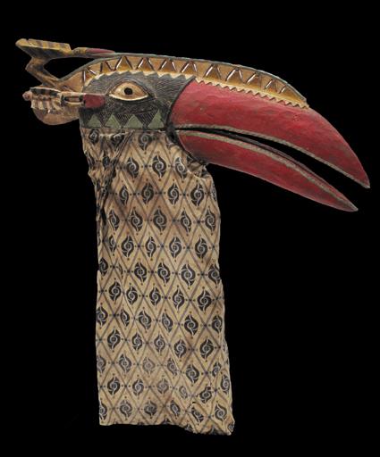 Marionnette Aigle de la savane, Gene Kal
