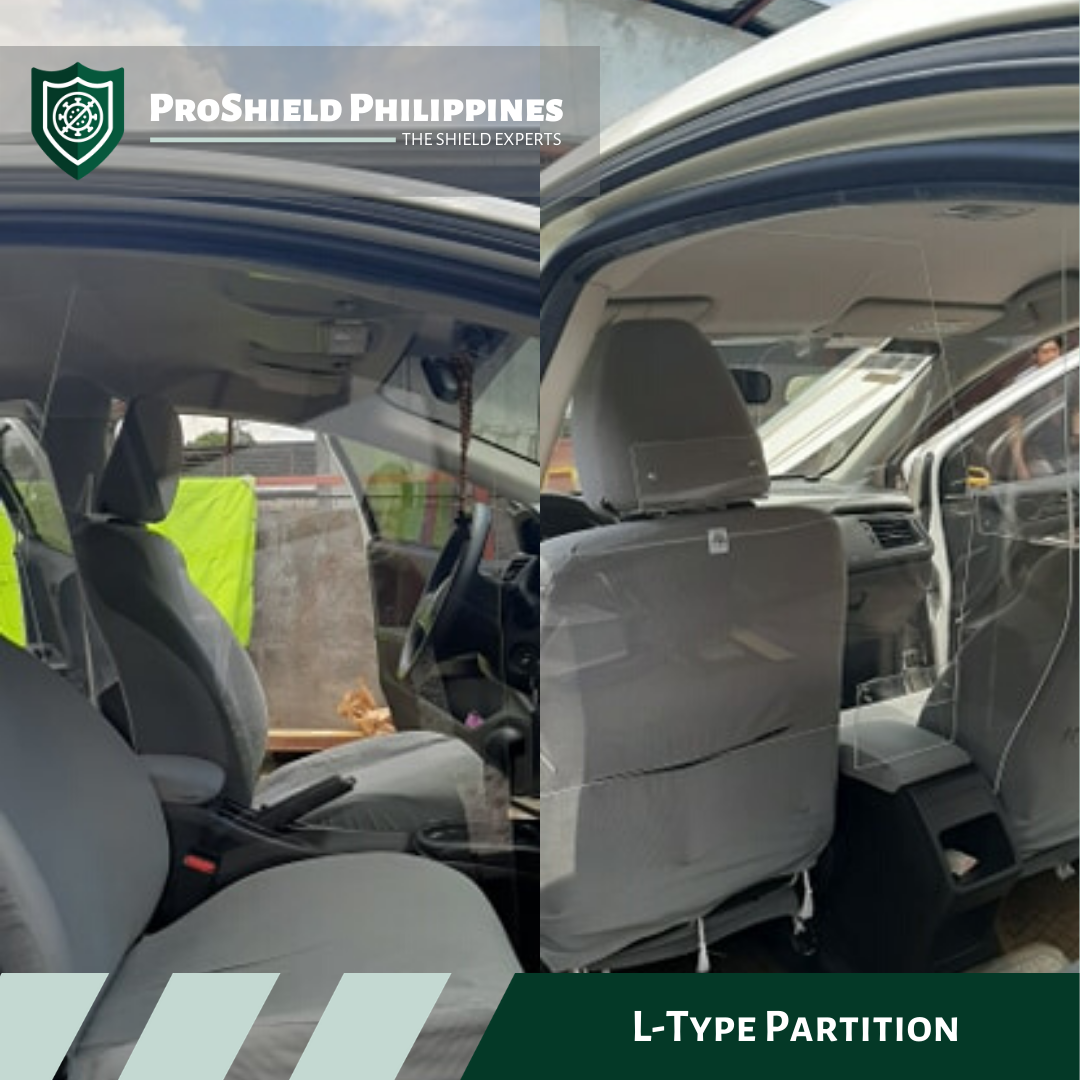 L-Type Partition for Honda City