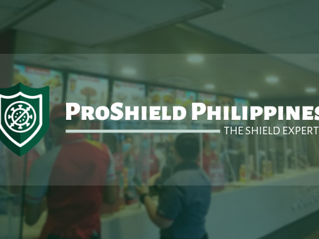 Be ready for #TheNewNormal with ProShield Philippines