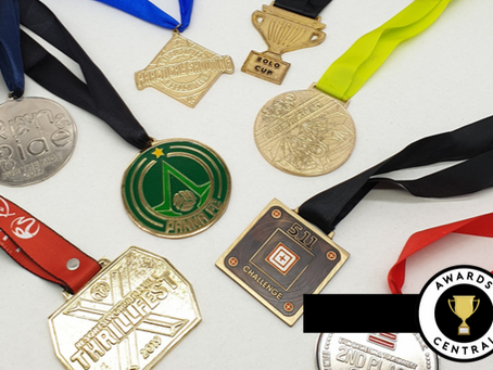 Why Olympic Medals are Gold, Silver & Bronze | Awards Central Medals