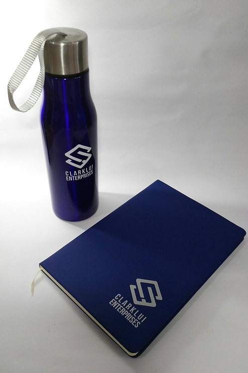 Notebook & Tumblers