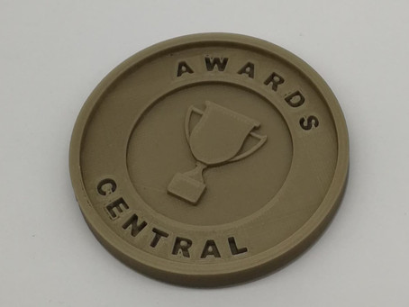 Awards Central proudly presents 3d Printed Awards!