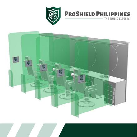 RetailPro Shields