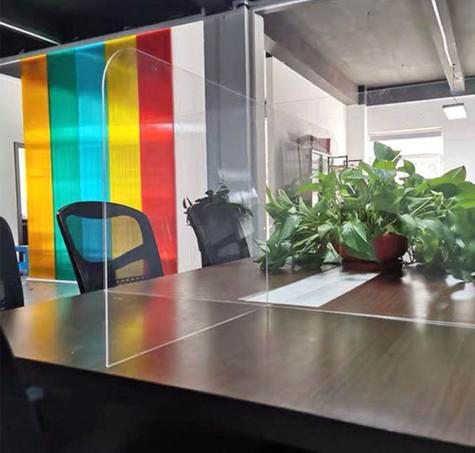 Acrylic Desk Dividers