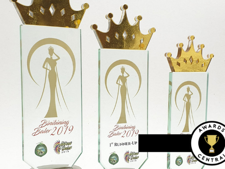 Premium Awards Fit for a Queen