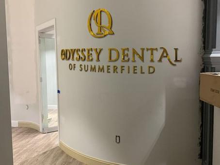Dental Clinic Signage