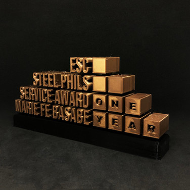 3D Block Award