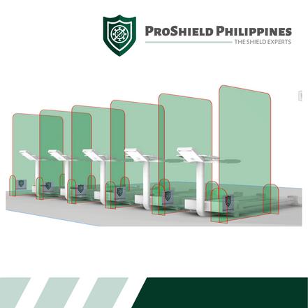 GymPro Shields
