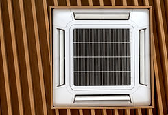 air-conditioner-cassette-type-installed-