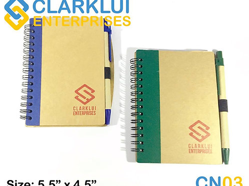 CN03 Notebook