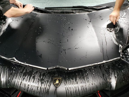 Introduction to Paint Protection Films (PPF)