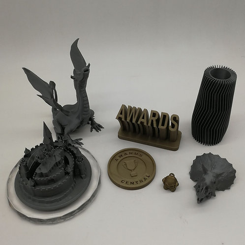 3D Printed Awards