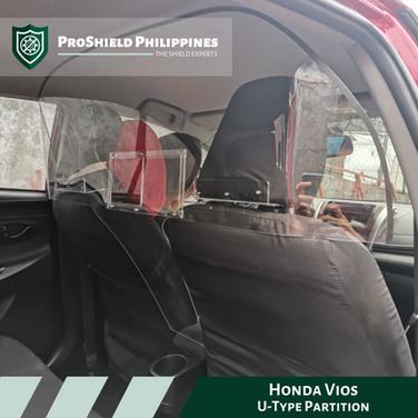 U-Type Partition for Honda Vios