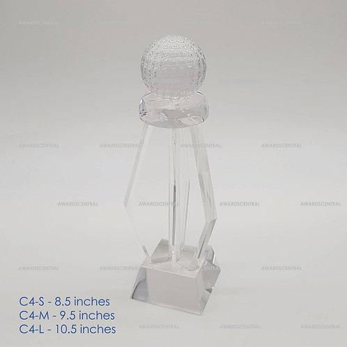 C4 - Golf Crystal Trophy Series