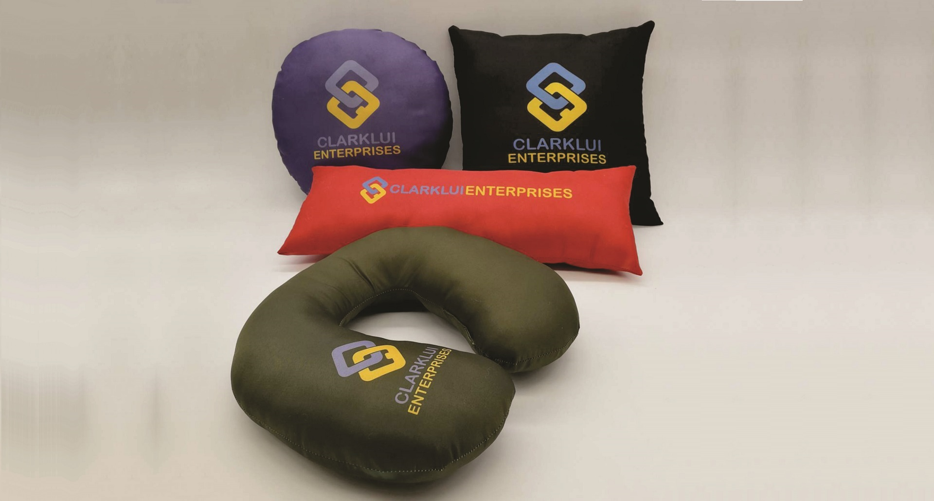 Customised Printed Pillows with Logo