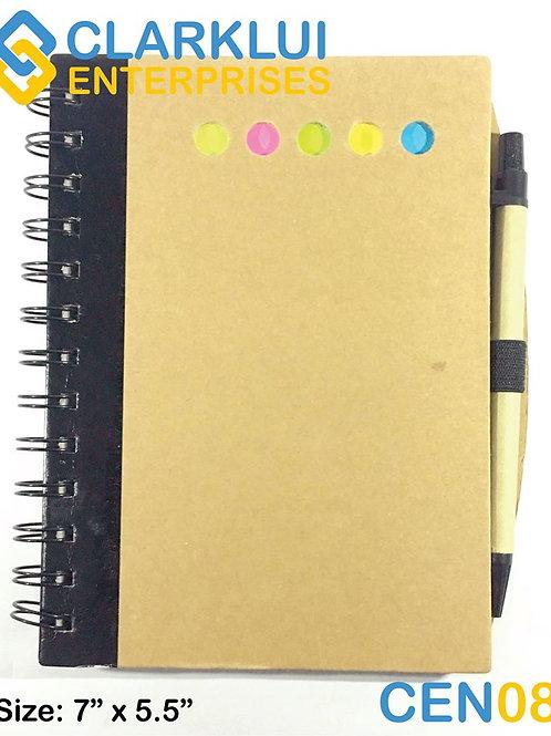 CEN08 Notebook