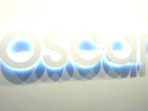 Acrylic Sign with LED