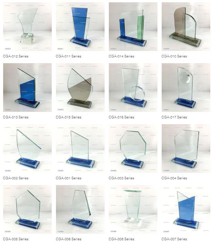 glass plaque maker manila
