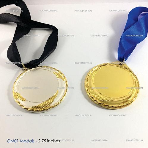 GM01 Medals