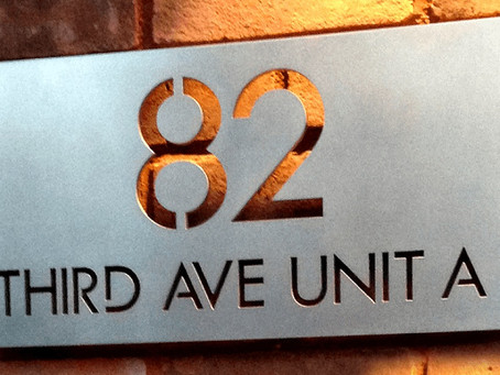 Know the Advantages of Using Stainless Steel Signages