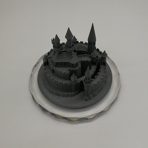 3D Printed Scale Model Structures