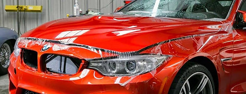 Thermoplastic Urethane (TPU) Paint Protection Film