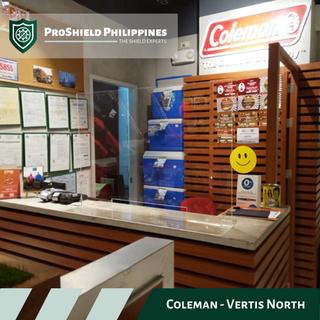 Counter Shield at Coleman - Vertis North