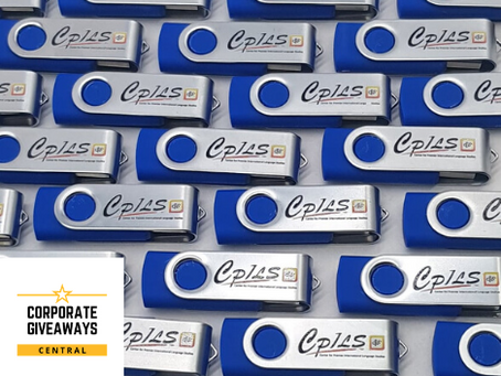 Top Pick: Personalized USB Flash Drives for Promotional Events