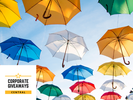 Rain or Shine: Personalized Umbrellas by Corporate Giveaways Central Philippines