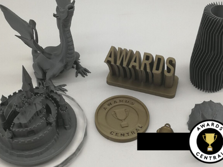 Why Consider Having Your Recognition Award 3D Printed | Awards Central