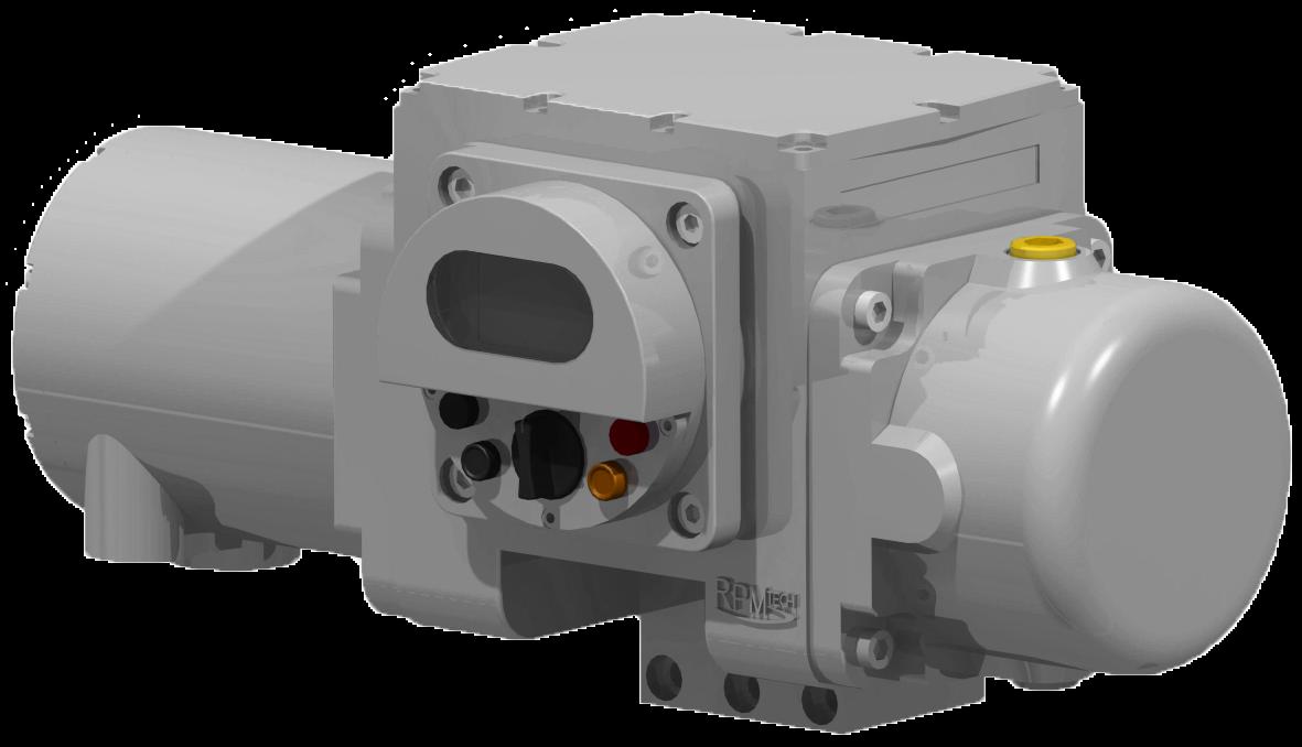 MHP (Micro Hydrualic Power-pack)