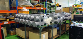 DHP (Dual Hydraulic Power-pack) Production