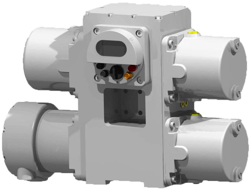 DHP (Dual Hydraulic Power-pack)