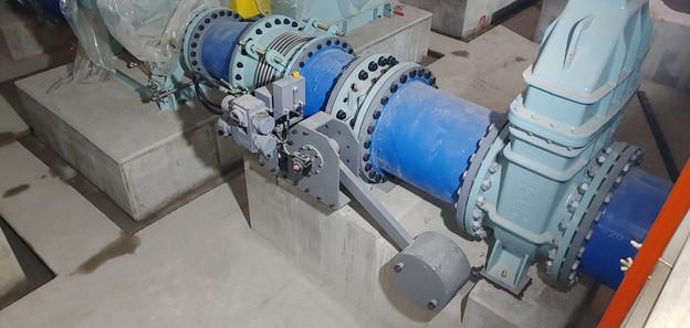 DHP Quarter Turn Actuator