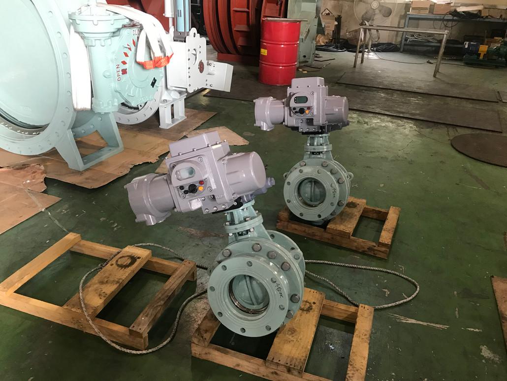 MHP Quarter Turn Actuators
