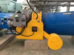 DHP Quarter-Turn Actuator in Water Pumping Station