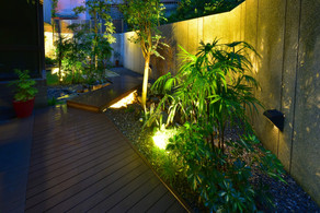 גופי תאורה לגינה