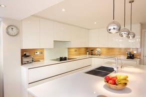 גופי תאורה למטבח ופינת אוכל