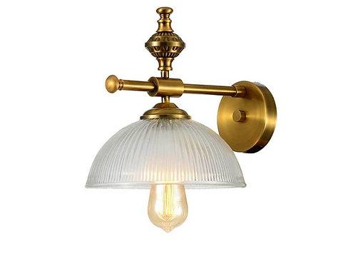 מנורת קיר וינטג כיפה