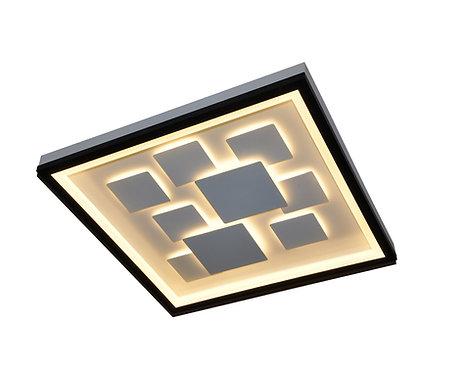 צמוד תקרה תלת מימד מרובע