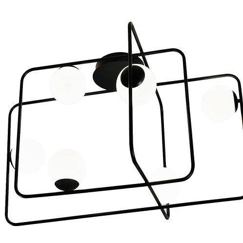 פלומה מלבן X6
